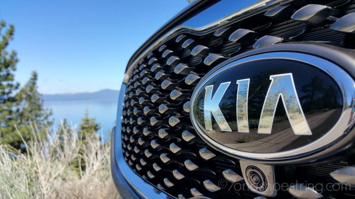 Kia a brand new brand