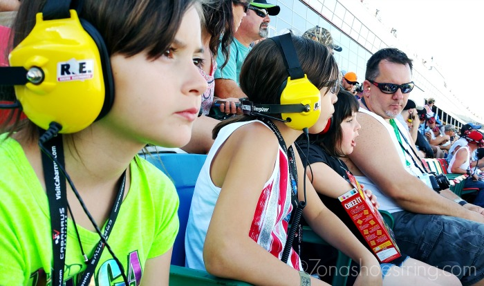NASCAR scanners for kids