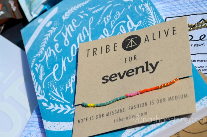 Tribe Alive CAUSEBOX by Sevenly