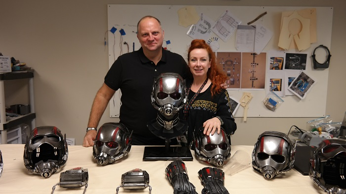 Costume Designers Ivo Coveney & Sammy Sheldon