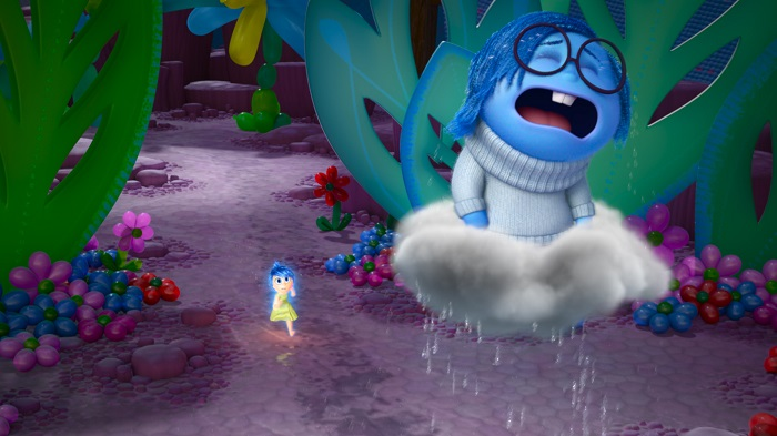 Inside Out Gives Value to Sadness : Don't Be Afraid to Talk About It