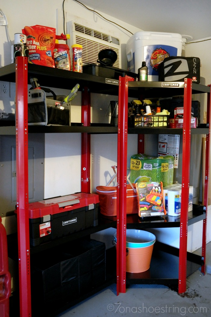 Give Dad Garage Space Of His Own This Father S Day Sears