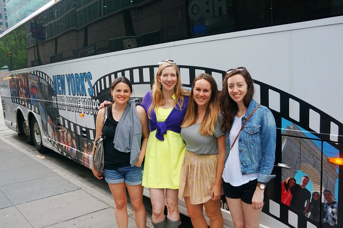 girlfriend getaway on the sex and the city hotspots tour