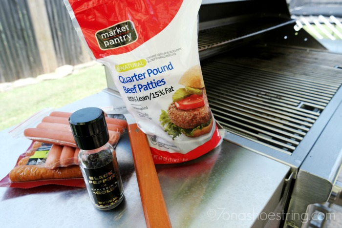 market pantry beef patties