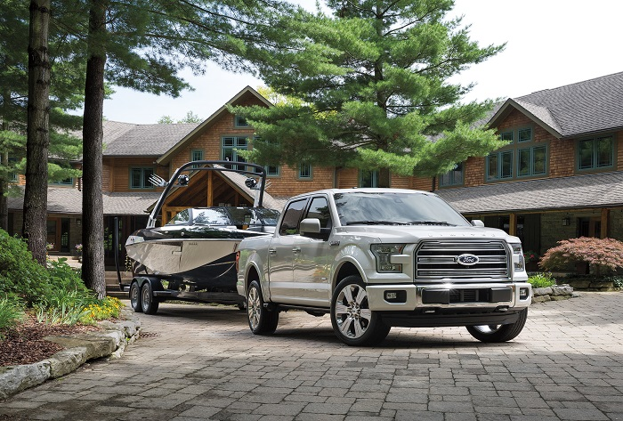 2016 Ford F-150 Limited Super Crew