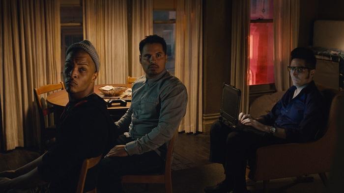 Meet Ant-Man's Antourage: Michael Peña, T.I. and David Dastmalchian