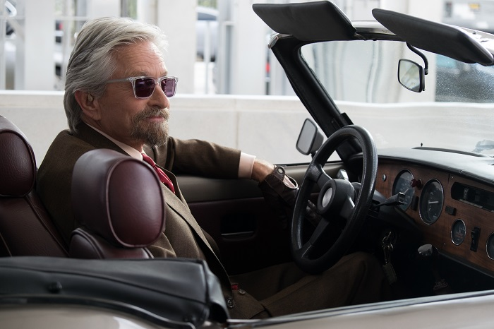 Michael Douglas is Excited About Special Effects in Marvel's Ant-Man