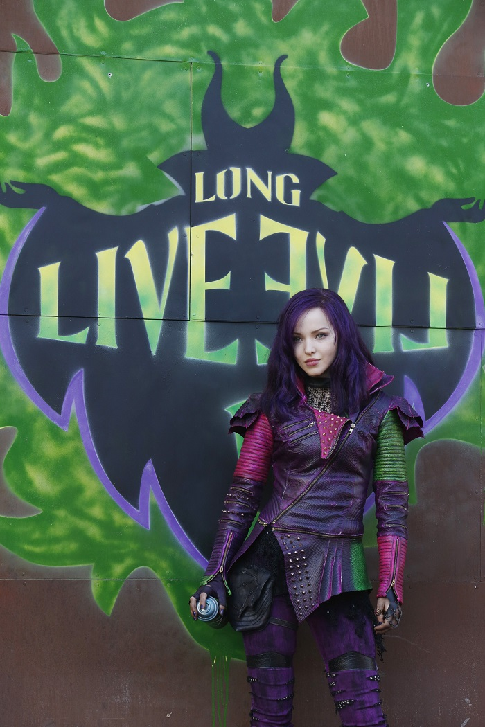 DOVE CAMERON as Mal