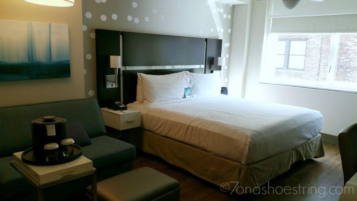 Homewood Suites Manhattan spacious suites