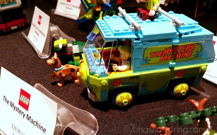 Lego Mystery Machine KidzVuzBTS