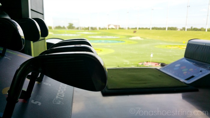 Topgolf putters and drivers