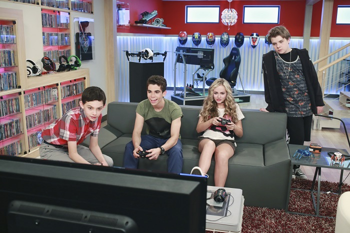 Meet the Cast of Gamer's Guide to Pretty Much Everything