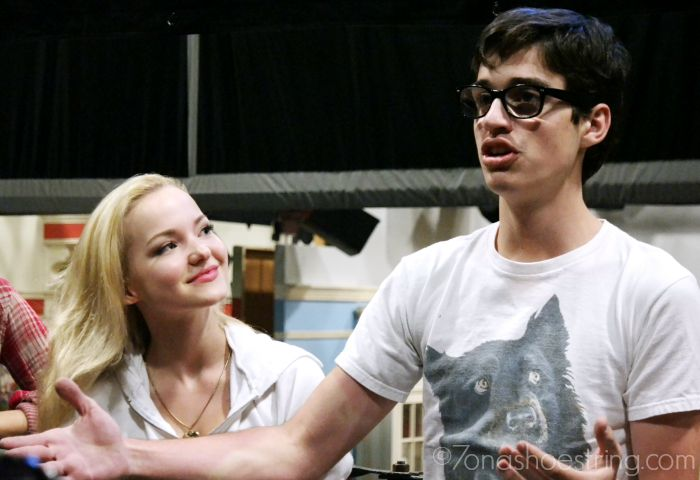 Dove Cameron and Joey Bragg