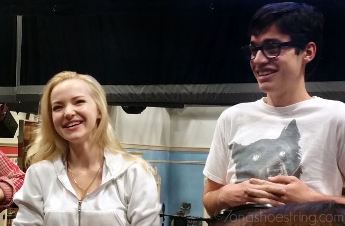 Liv & Maddie and Joey
