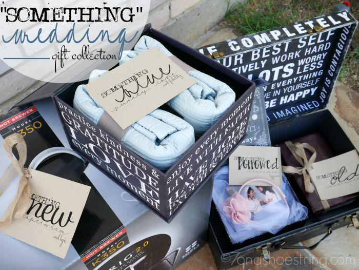 Something wedding gift idea