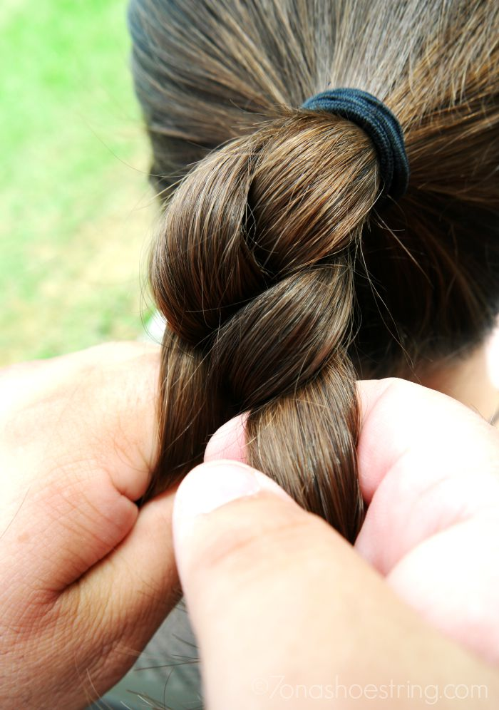 how to Braid with Goody Hair Products