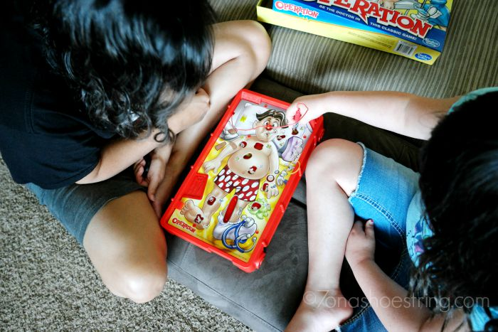 board games with preschoolers