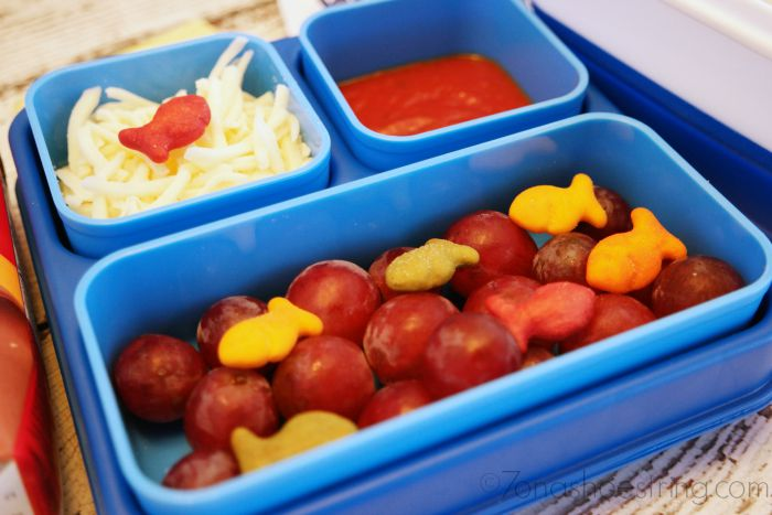 pack kids favorite foods in school lunches