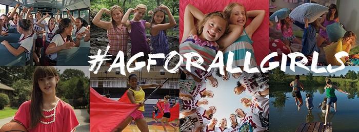 #AGForAllGirls