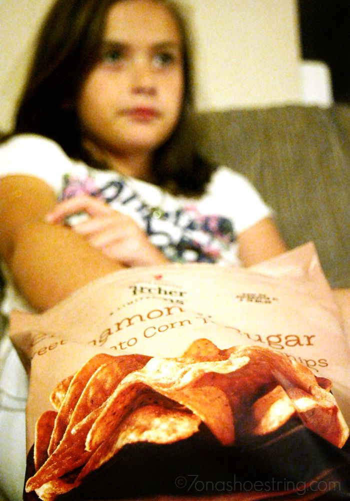 Archer Farms Cinnamon potato chips