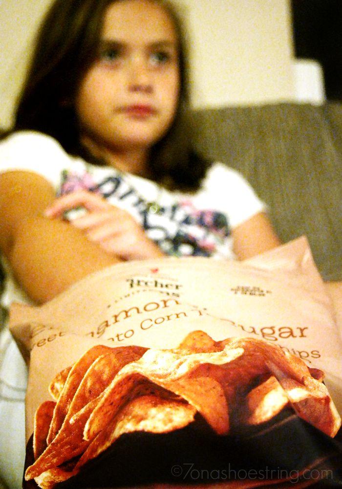 Archer Farms Cinnamon potato chips