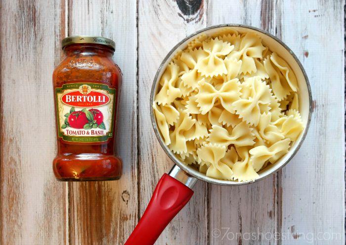 Bertolli Tomato Basil Sauce