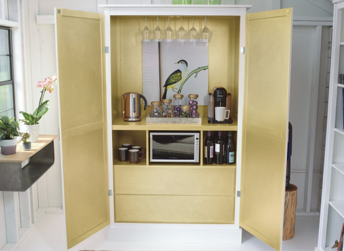 How to Incorporate Tech into Your She Shed with Best Buy