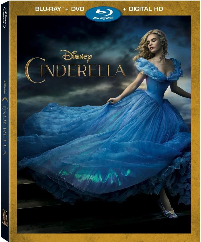 Cinderella Bluray