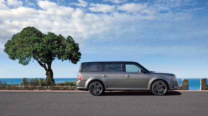 Ford Flex for families