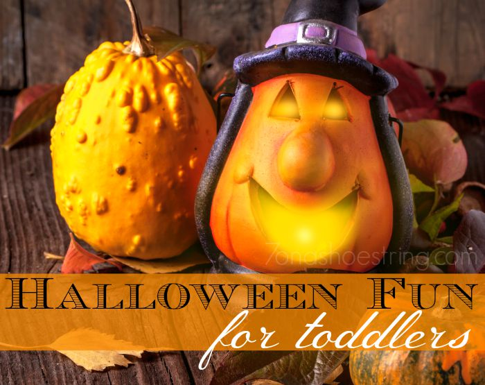 Halloween Fun for Toddlers – How to Keep Things Easy and Safe