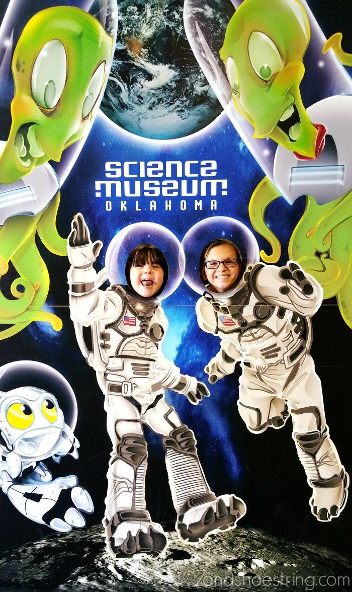 Science Museum Oklahoma field trip
