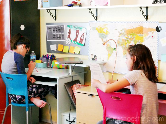 create a tween study space