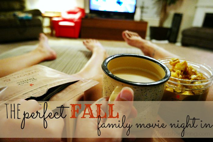 Creating the Perfect Fall Family Movie Night In