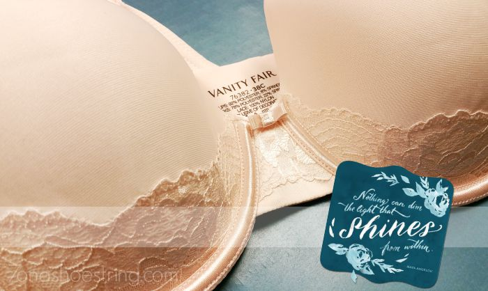 Vanity Fair Little Lifts Bring Big Confidence Boost