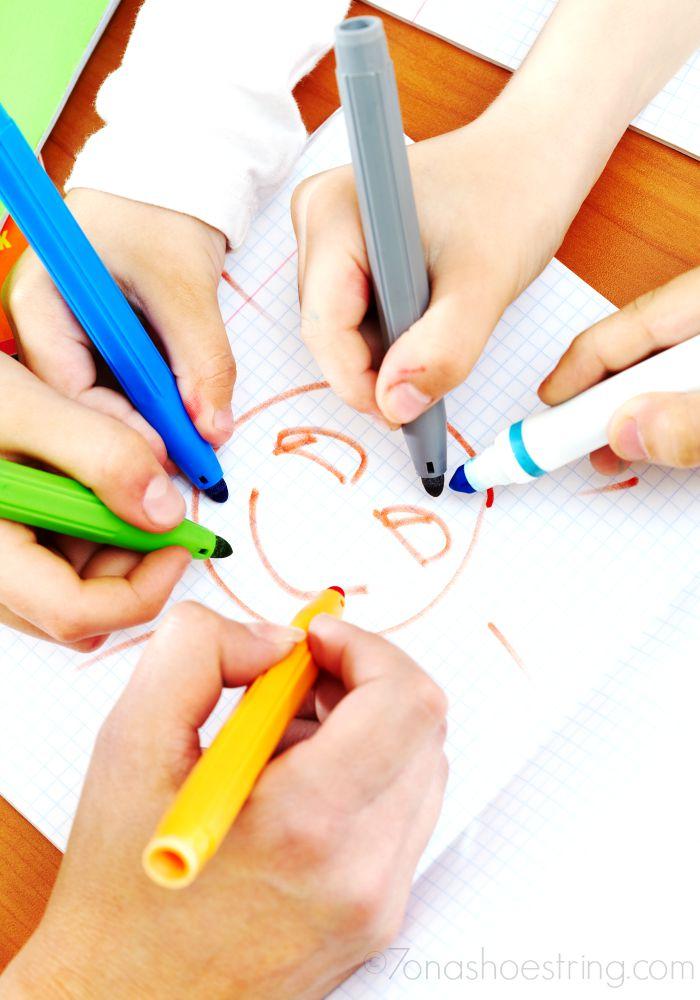 teach kids to reduce germs