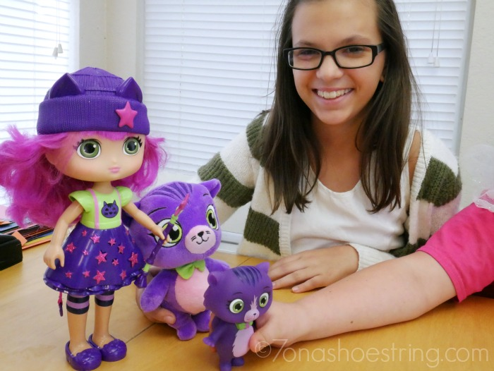 Little Charmers toys for girls