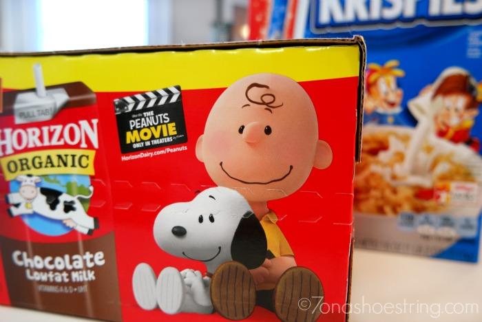 The Peanuts Movie Horizon Organic