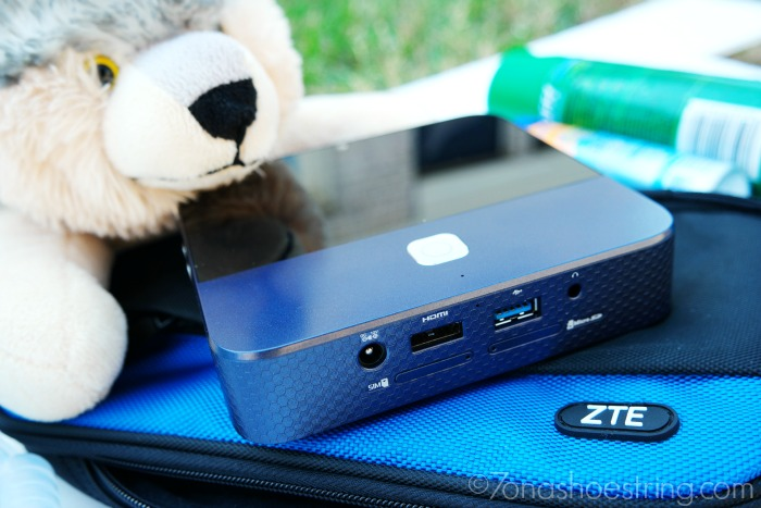 ZTE Spro™ 2 Smart Projector from AT&T