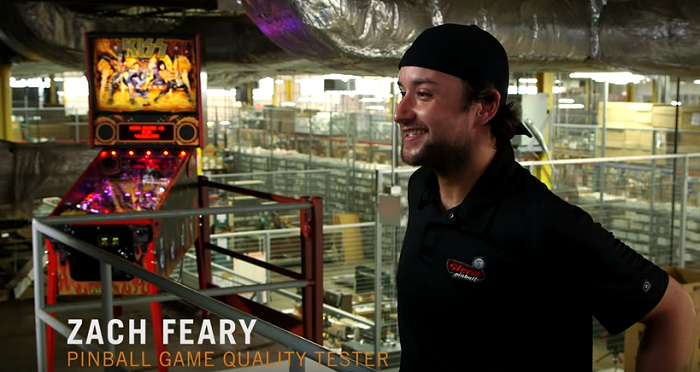 Zach Feary is Living the Dream : Kronos American Worker Video Series