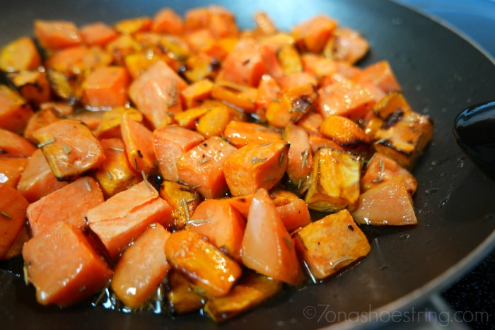 Archer Farms roasted sweet potato chunks