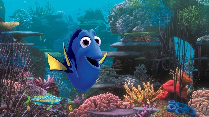 OFFICIAL TRAILER: Finding Dory Swims into Theaters June 17, 2016
