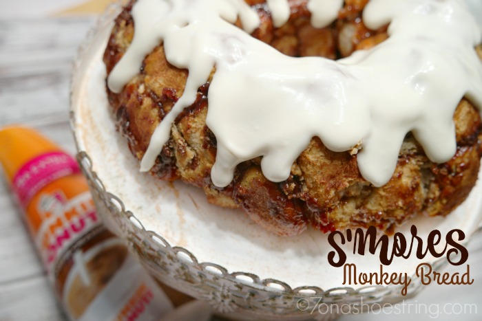 S'mores Monkey Bread Perfect Winter Holidays Recipe