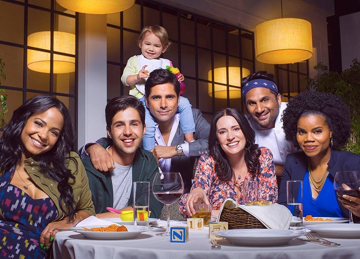 Grandfathered - John Stamos and Josh Peck