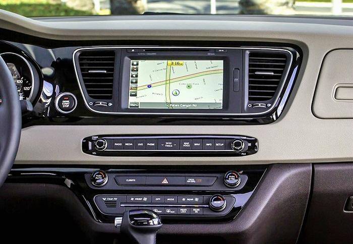 2016 Sedona SX Limited technology