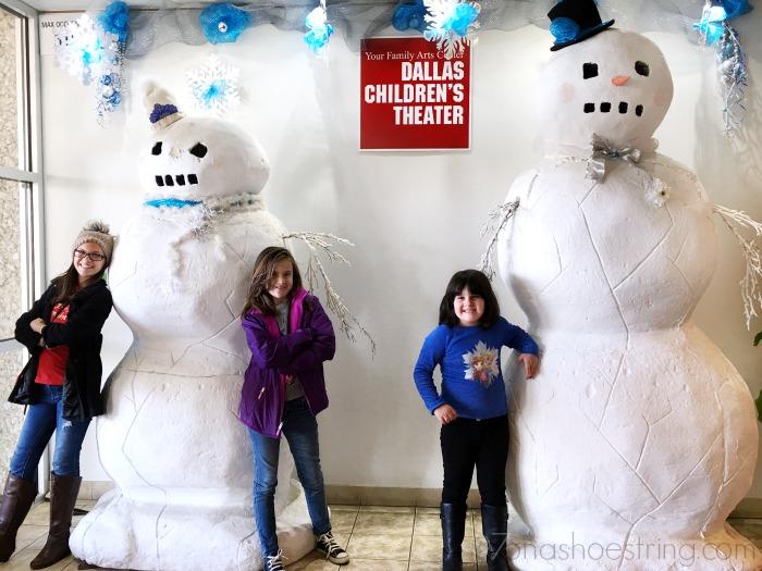 DCT Family Arts Center - Snowmen