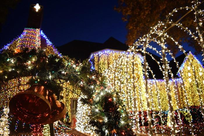 deerfield - Plano Christmas Lights