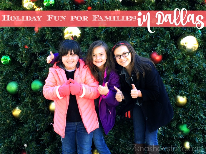 Festive Holiday Fun for Families in Dallas