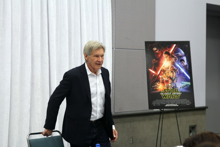 Harrison Ford - The Force Awakens