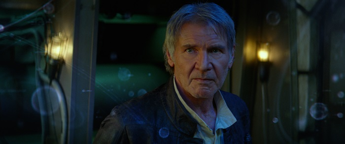 Star Wars: The Force Awakens..Han Solo (Harrison Ford)