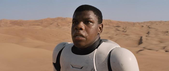 John Boyega - Stormtrooper Finn